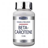 Scitec Beta Carotene 90 kaps. USA