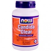 Candida Clear 90kaps. Now Foods SUPER CENA! ORYGINA� USA